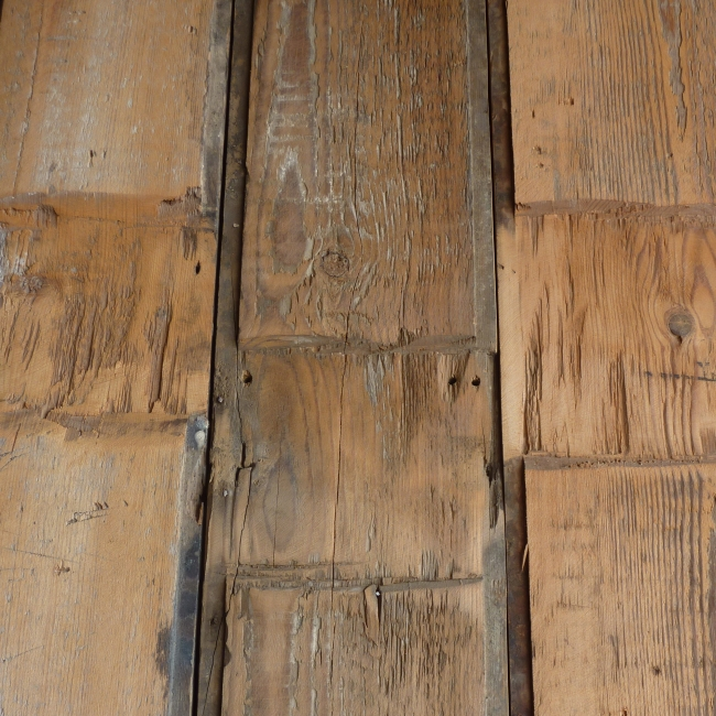 Reuse or replace? We help you through every stage of renovating old wooden floors in Listed Buildings