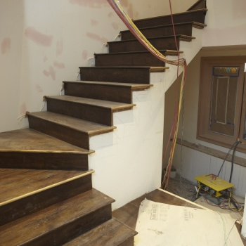 We use all reclaimed timber to manufacture all your staircase components, made to measure and ready to install